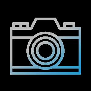 Icono cámara de fotos