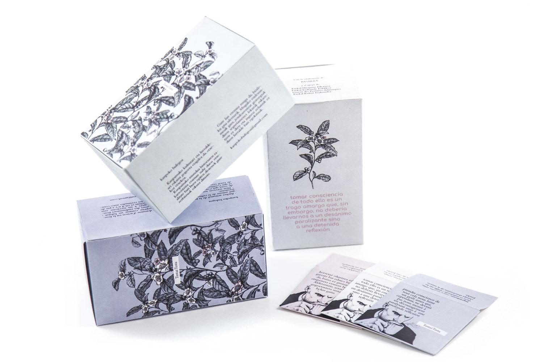 Cajitas de packaging